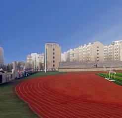 山东省栖霞市体育场