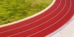复合塑胶跑道浅谈塑胶跑道的发展历程及材料使用