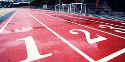 复合塑胶跑道分享塑胶跑道的合理保养细则