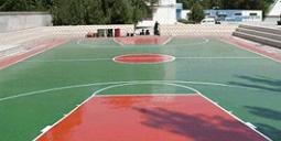 塑胶跑道材料:塑胶球场修建要注意哪些问题?
