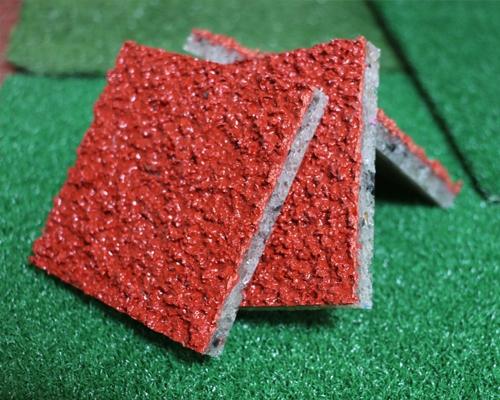 塑胶跑道工程材料